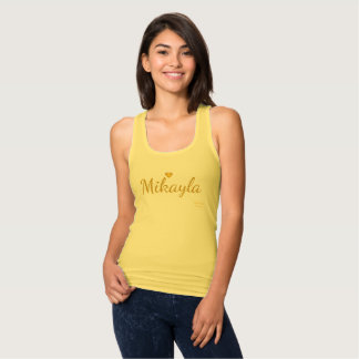 HAMbyWG - Personalizable Tank Top w heart