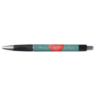 HAMbyWG - Personalized Pen - Red Heart
