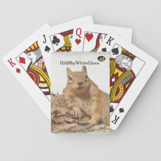 HAMbyWG - Playing Cards - HAMbWG Squirrel