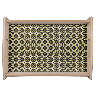 HAMbyWG - Serving Tray - Deco Pattern