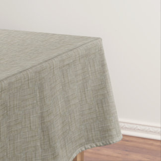 HAMbyWG - Tablecloth 52x70 - Nat Woven Look