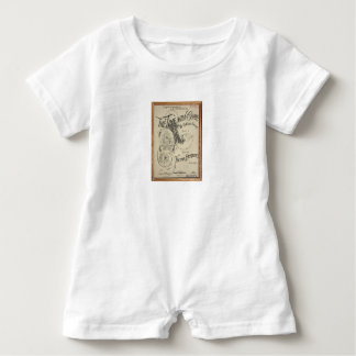 HAMbyWG - The Time Will Come - Baby Romper Baby Bodysuit