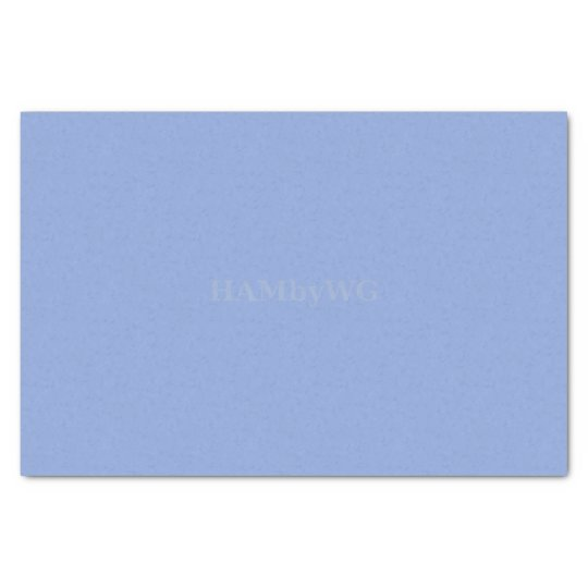 HAMbyWG - Tissue Paper -  Mint Blue