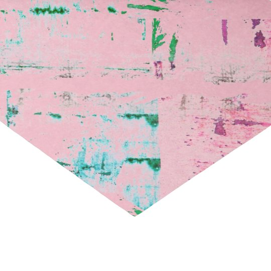 HAMbyWG - Tissue Paper - Multi Distress Pink