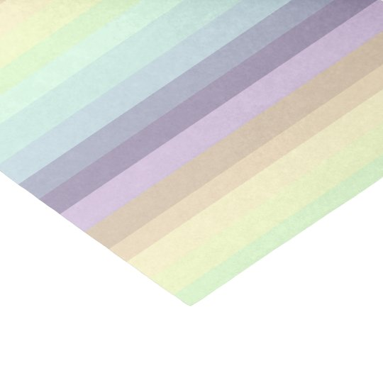 HAMbyWG - Tissue Paper - Pastel  Stripe