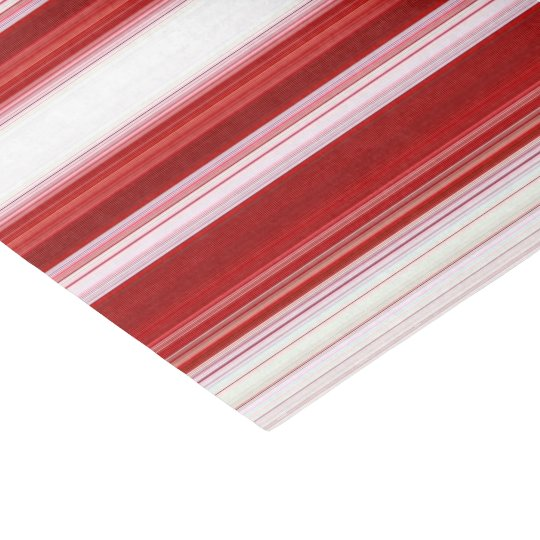 HAMbyWG - Tissue Paper - Red & White Gradient