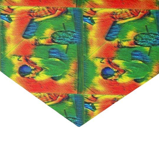 HAMbyWG - Tissue Paper -  Skateboarder Heat Design