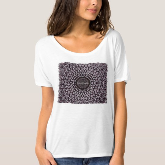 HAMbyWG - Women's T-Shirt - India Ink Cherry
