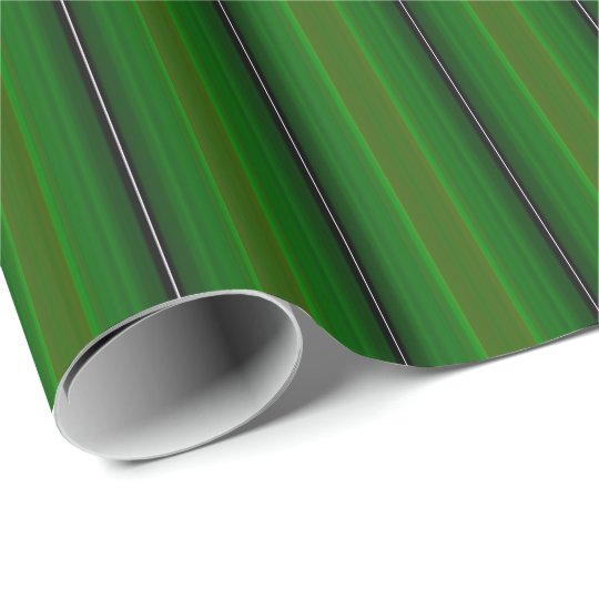 HAMbyWG - Wrapping Paper - Green Stripe