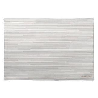 HAMbyWhiteGlove - Cloth Placemat - Stone Gradient
