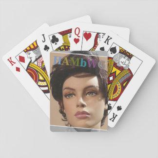 HAMbyWhiteGlove - Playing Cards - HAMbWG Manny