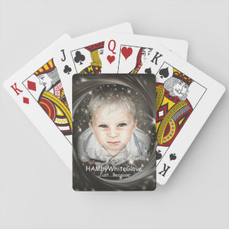"HAMbyWhiteGlove - Playing Cards -  ""Just Because"""