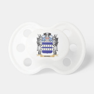 Hamel Coat of Arms - Family Crest Pacifier