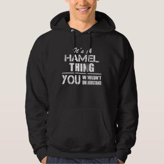 Hamel Hooded Sweatshirt