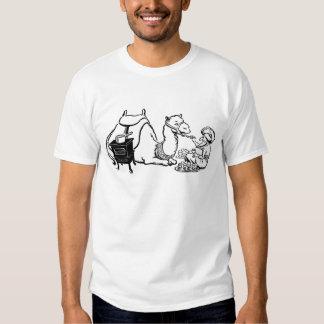 Hamel's Camel Limerick Tshirt
