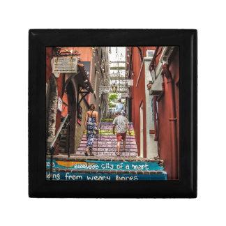 Hamilton Alley Small Square Gift Box