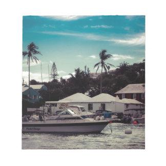 Hamilton Boat Notepad