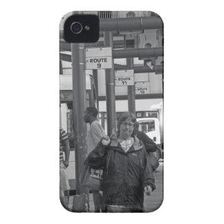 Hamilton Bus Station 02 iPhone 4 Case