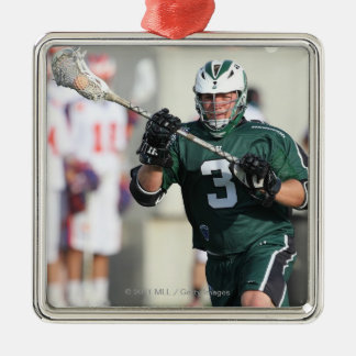 HAMILTON,CANADA - JULY1:  Adam Rand #3 Christmas Ornament