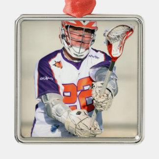 HAMILTON,CANADA - JULY1:  Cody Jamieson #22 3 Silver-Colored Square Decoration