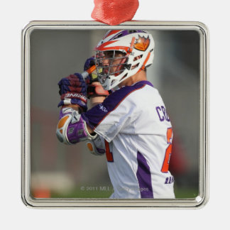 HAMILTON,CANADA - JULY1:  Kevin Crowley #21 Christmas Ornament