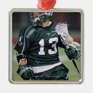 HAMILTON,CANADA - JULY1:  Stephen Berger #13 Christmas Ornament