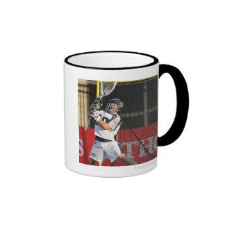 HAMILTON,CANADA - JULY 16:  Brian Phipps #30 Ringer Coffee Mug
