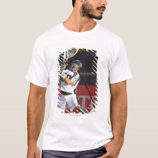 HAMILTON,CANADA - JULY 16:  Brian Phipps #30 T-Shirt