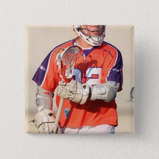 HAMILTON,CANADA - JULY 16:  Cody Jamieson #22 2 15 Cm Square Badge