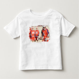 HAMILTON,CANADA - JULY 16:  Geoff Snider #4 2 T-shirt