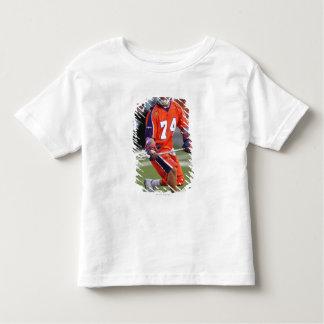 HAMILTON,CANADA - JULY 16:  Jeremy Thompson #74 2 T Shirt