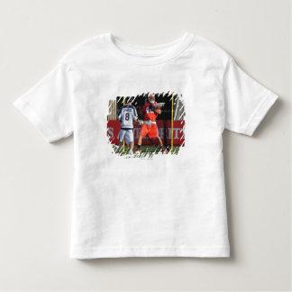 HAMILTON,CANADA - JULY 16:  Scott Rodgers #42 3 Toddler T-Shirt