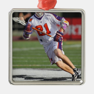 HAMILTON, CANADA - JULY 1:  Kevin Crowley #21 Christmas Ornament