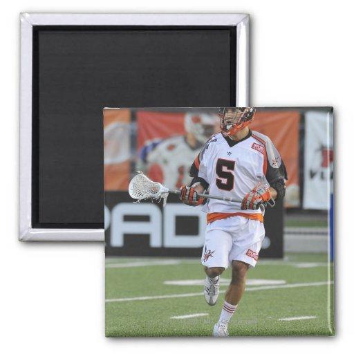 HAMILTON, CANADA - JUNE 18:  Casey Cittadino #5 Magnets