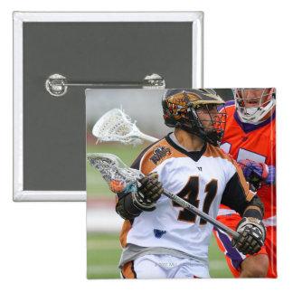 HAMILTON, CANADA - JUNE 25: Jordan Levine #41 15 Cm Square Badge
