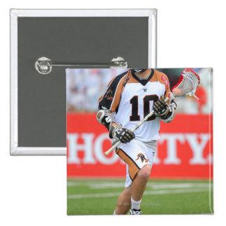 HAMILTON, CANADA - JUNE 25: Jordan McBride #10 3 15 Cm Square Badge