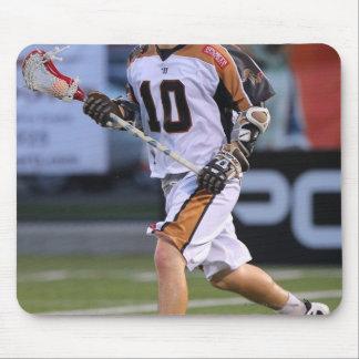 HAMILTON, CANADA - JUNE 25: Jordan McBride #10 Mouse Pad