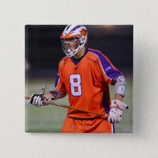 HAMILTON, CANADA - JUNE 25: Kyle Rubisch #8 15 Cm Square Badge