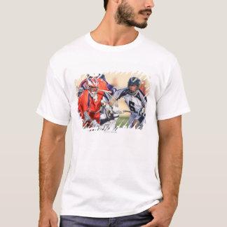 HAMILTON, CANADA - MAY 19:  Alex Smith #5 T-Shirt