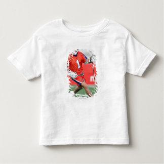 HAMILTON, CANADA - MAY 19:  Joe Walters #1 4 Toddler T-Shirt