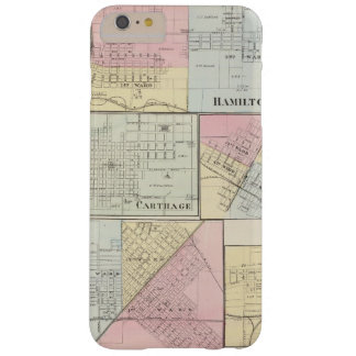 Hamilton, Carthage, Bushnell, Lincoln and LaHarpe Barely There iPhone 6 Plus Case