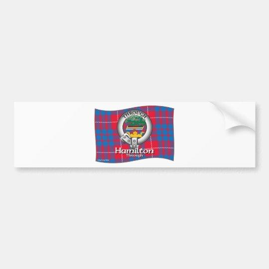 Hamilton Clan Bumper Sticker
