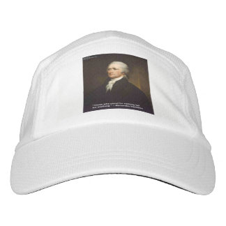 """Hamilton """"Fall For Anything"""" Quote Performance Hat"""