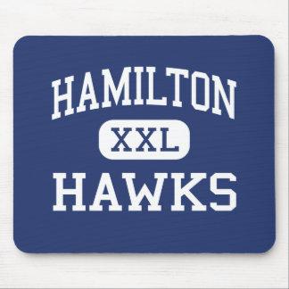 Hamilton Hawks Middle Seattle Washington Mousepads