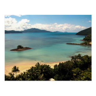 Hamilton Island, The Whitsunday's - Postcard