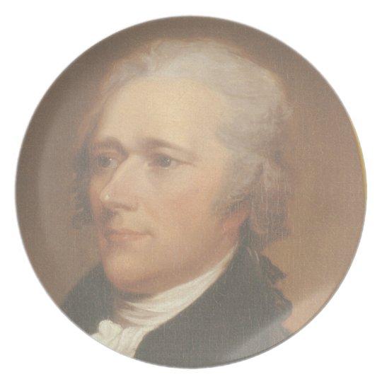 Hamilton plate