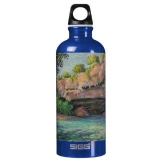 Hamilton Pool SIGG Traveller 0.6L Water Bottle