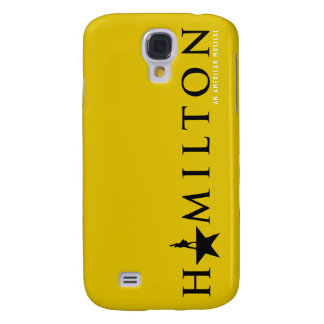 Hamilton style galaxy s4 case