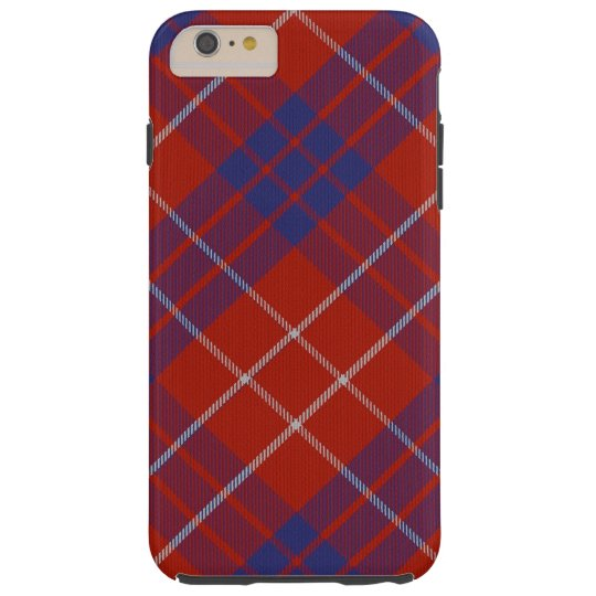 Hamilton Tartan iPhone 6/6S Plus Tough Case