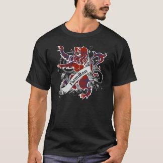 Hamilton Tartan Lion T-Shirt